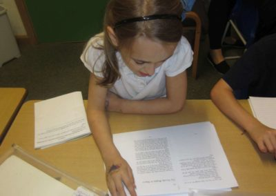 English Guided Reading