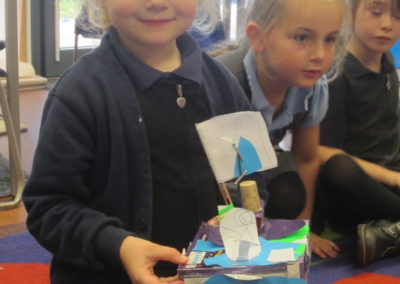 Making Boats. 3