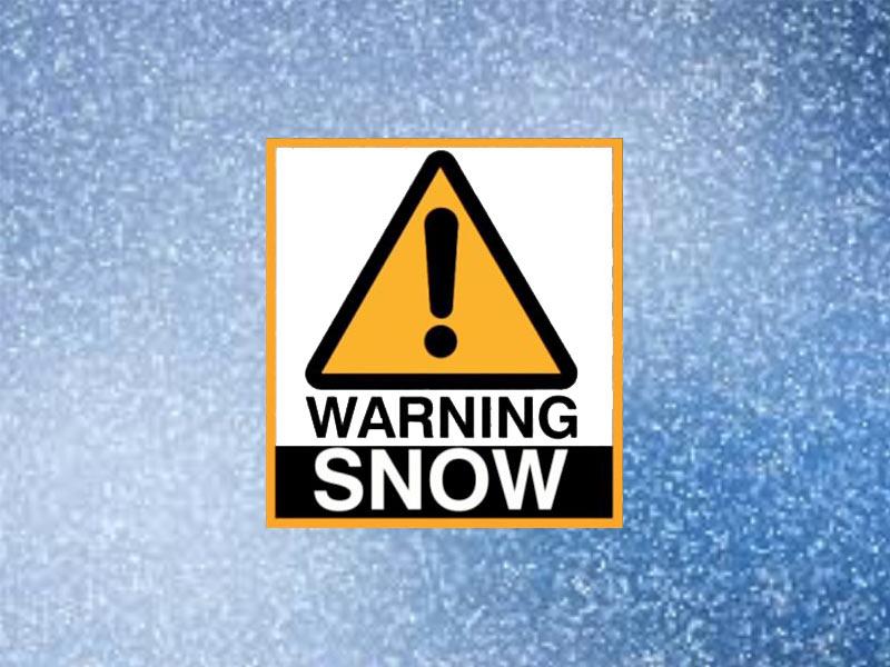 KAA Snow Update