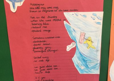 5SS Environmental Poetry