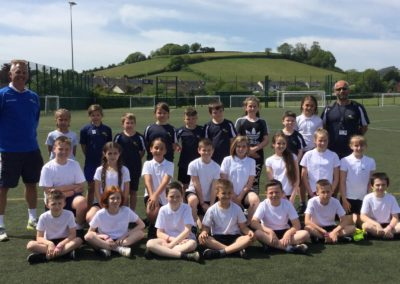 Years 5 & 6 Rounders Festival