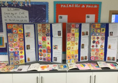 Year 3 Art Work