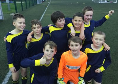 Years 5/6 Boys 'B' Team Football