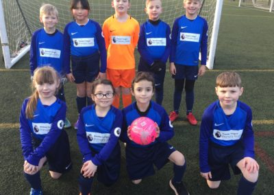 Years 3/4 Mixed Football