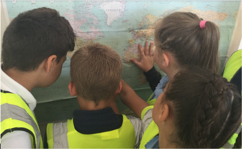 Year 4 – Identity and Culture