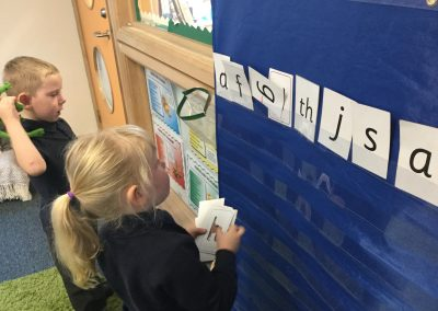 Phonics in Reception!